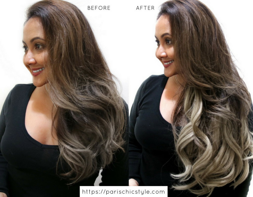 paris-chic-style-ombre-clip-in-hair-extensions-before-and-after-3
