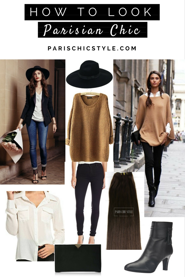 How to Dress like a Parisian - Timeless, Minimal and Chic