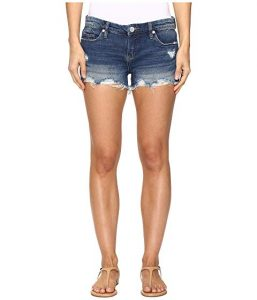 What To Wear In Morocco Marrakech Denim Shorts Paris Chic Style 2