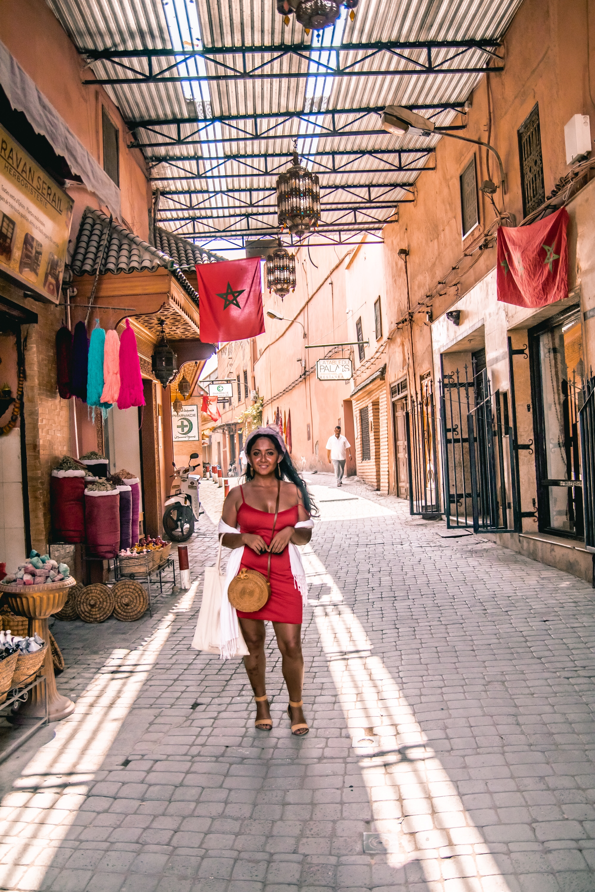Marjolyn Lago Marj What To Wear in Morocco Marrakech Summer April May June July August September October November Travel Fashion Paris Chic Style 8