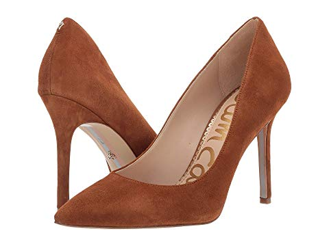 What Color Shoes To Wear With A Red Dress Brown Shoes Sam Edelman Hazel Paris Chic Style 6