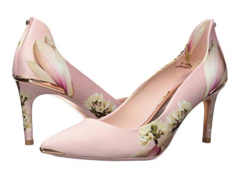 What Color Shoes To Wear With A Red Dress Floral Shoes Ted Baker Vyixynp 2 Paris Chic Style 3
