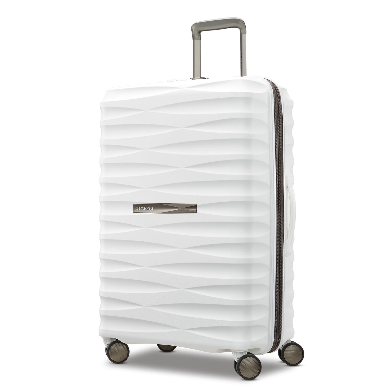 Best Travel Luggage Check In Checked Lightweight Suitcase Stylish Samsonite Voltage DLX 2522 Spinner