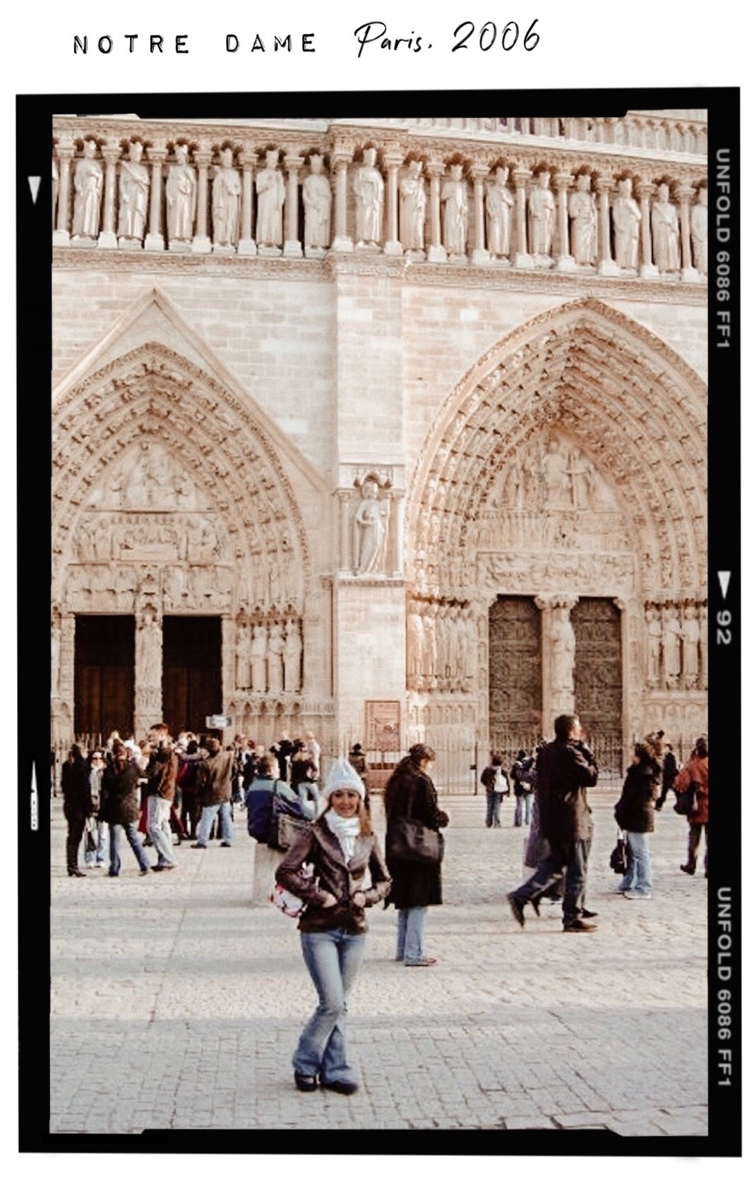 3 to 4 days in Paris itinerary Best things to do in Paris Chic Style Fashion Travel Blog Notre Dame