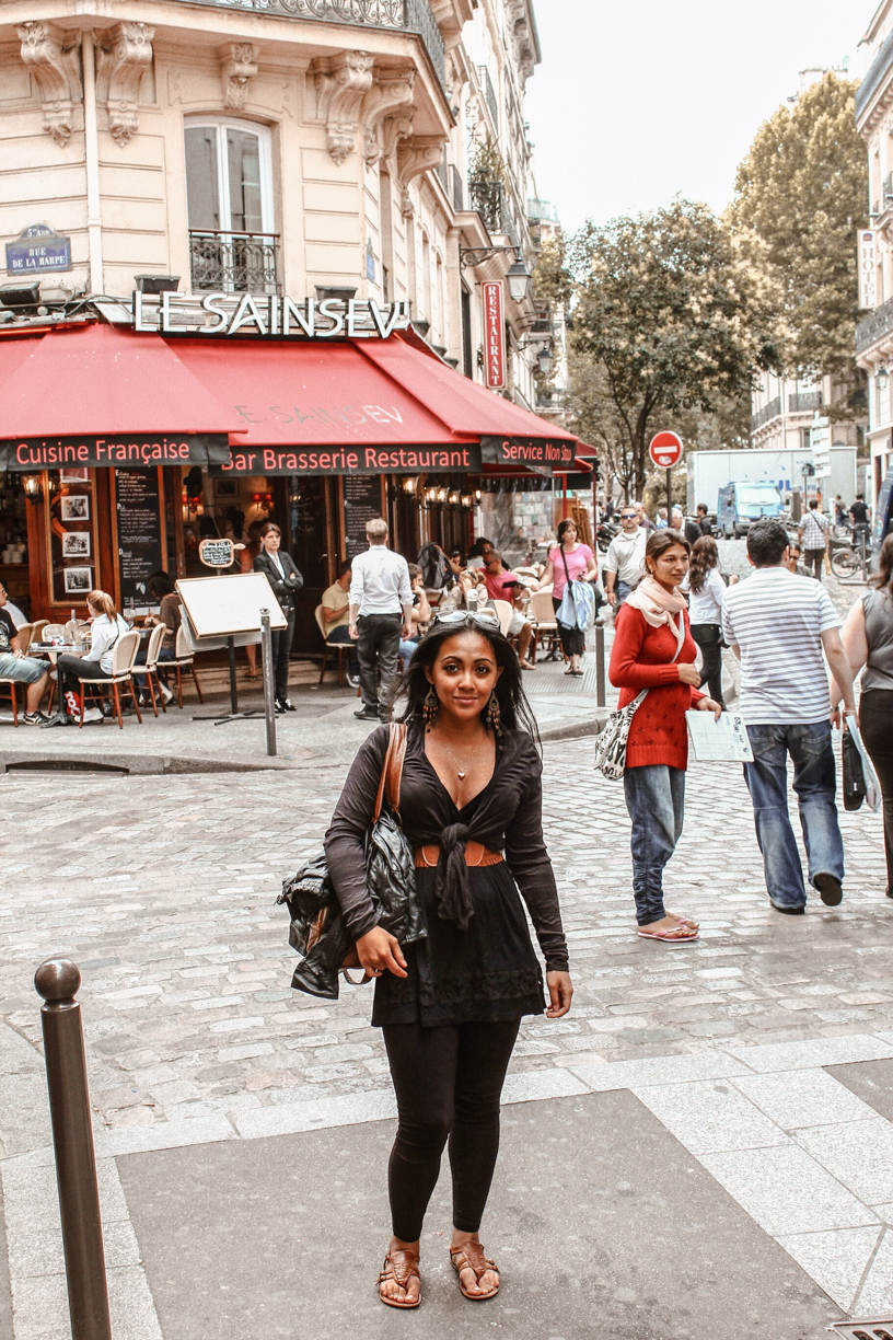 3 to 4 days in Paris Itinerary Best Things To Do In Paris Chic Style Fashion Travel Blog Latin Quarter