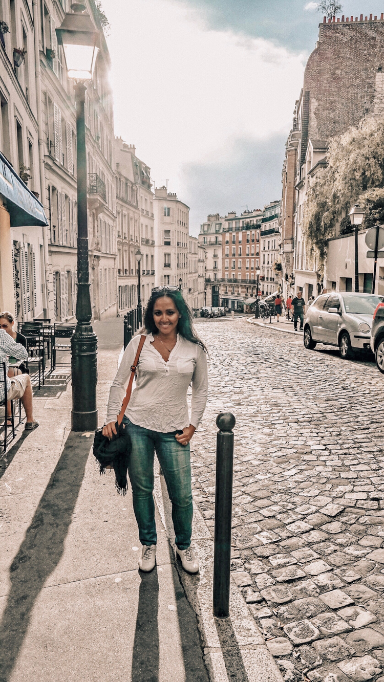 3 to 4 days in Paris itinerary Best Things to do in Paris Chic Style Fashion Travel Blog Montmartre