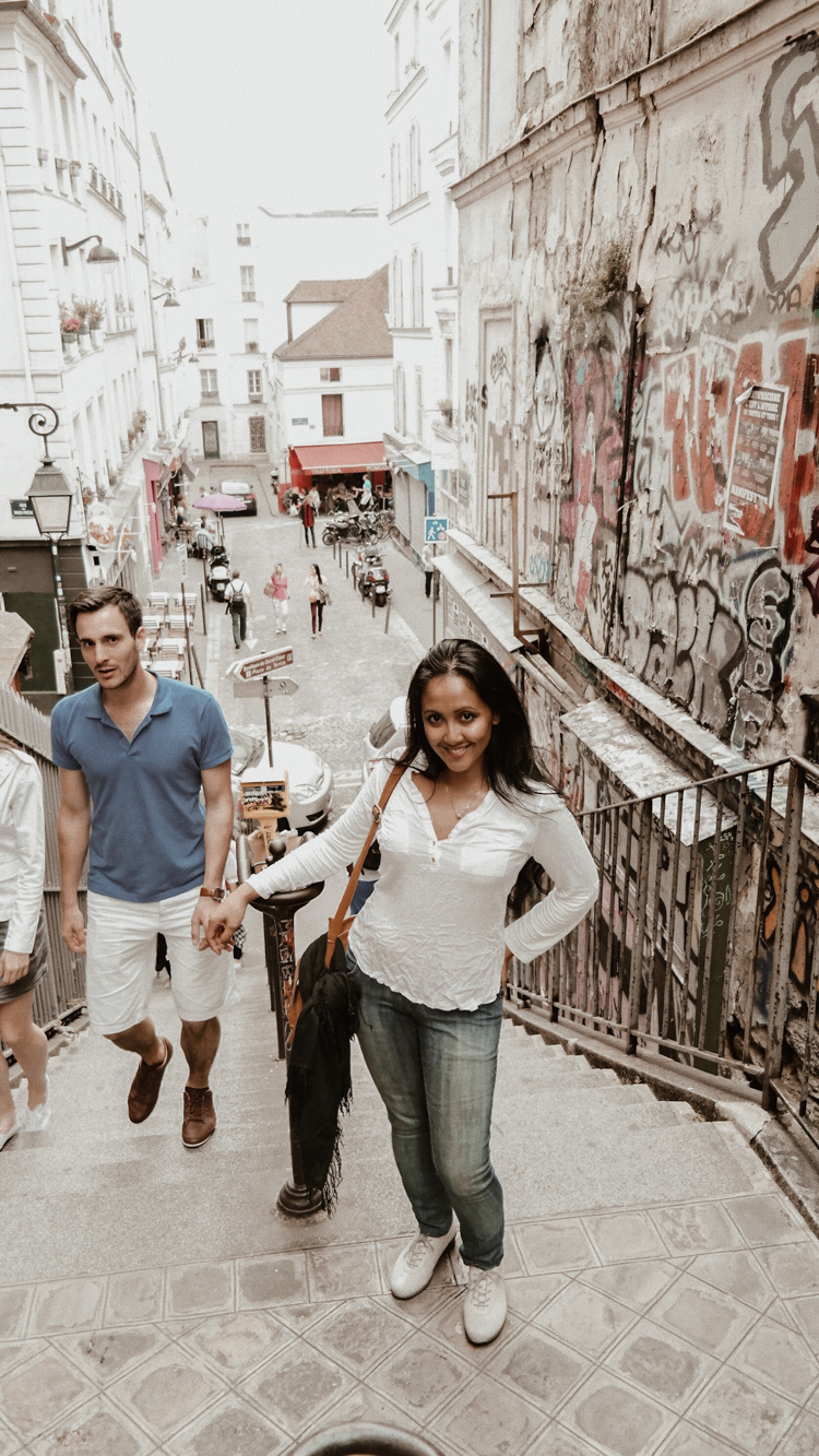 Marjolyn Lago Marj 3 to 4 days in Paris itinerary Best Things to do in Paris Chic Style Fashion Travel Blog Montmartre