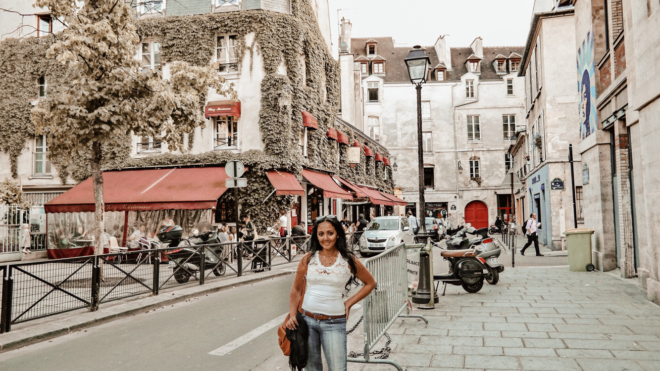 3 to 4 days in Paris itinerary Best Things to do in Paris Chic Style Fashion Travel Blog Le Marais