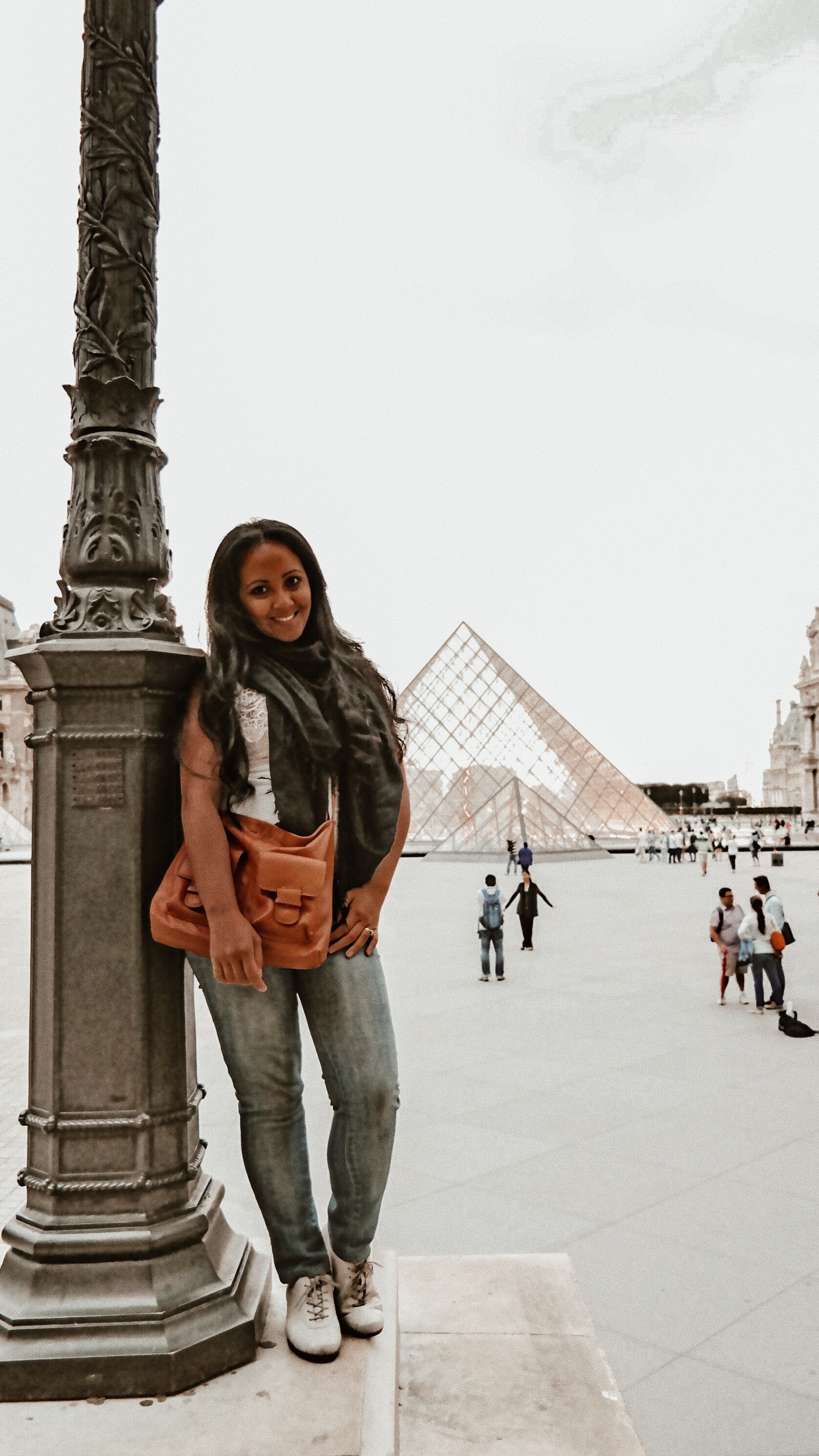 3 to 4 days in Paris Itinerary Best Things To Do In Paris Chic Style Fashion Travel Blog Louvre Museum