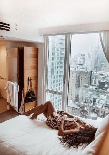 Marjolyn Lago Marj Arlo NoMad New York Reviews Best Luxurious 4-star Hotel Where To Stay In New York Paris Chic Style