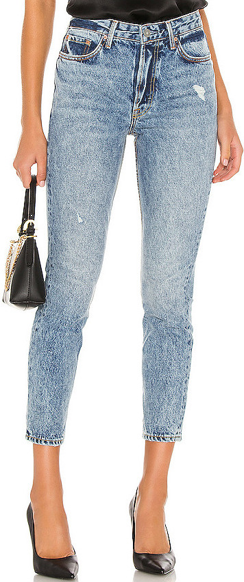 Parisian style skinny jeans French Paris Chic Style