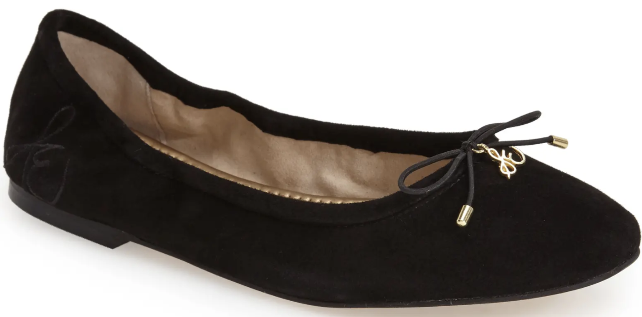 French Shoes Best Travel Shoes For Women Most Comfortable Ballet Flats For Walking French Flats Parisian Ballet Flats Paris Chic Style Sam Edelman Felicia Stylish Ballet Flats For Walking