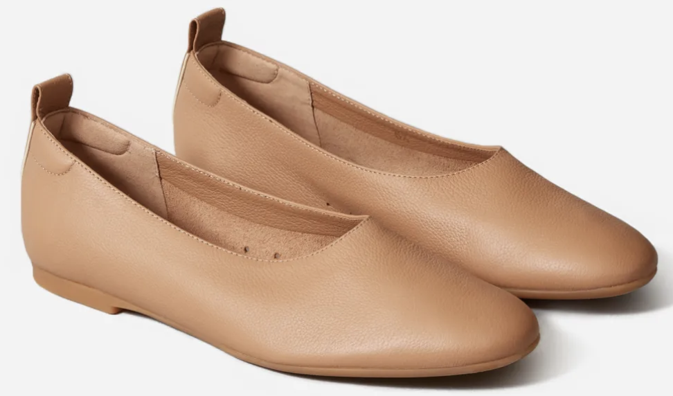 Best Travel Shoes Most Comfortable Ballet Flats For Walking French Flats Parisian Ballet Flats Paris Chic Style Best Ballet Flats For Walking French Shoes Everlane 5