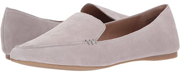 Most Comfortable Shoes For Women Best Loafers Work Walking Travel Paris Chic Style Steve Madden Feather