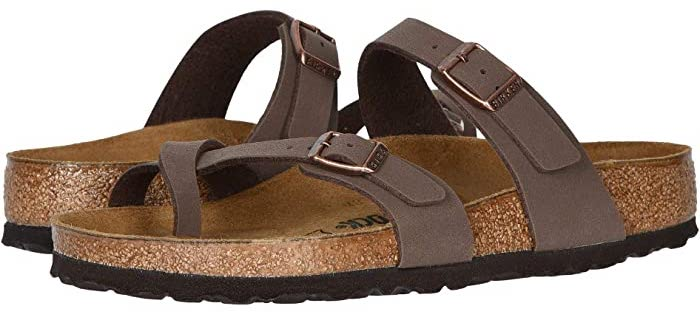 Most Comfortable Shoes For Women Sandals Stylish Walking Shoes For Travel Work Paris Chic Style Birkenstock 5