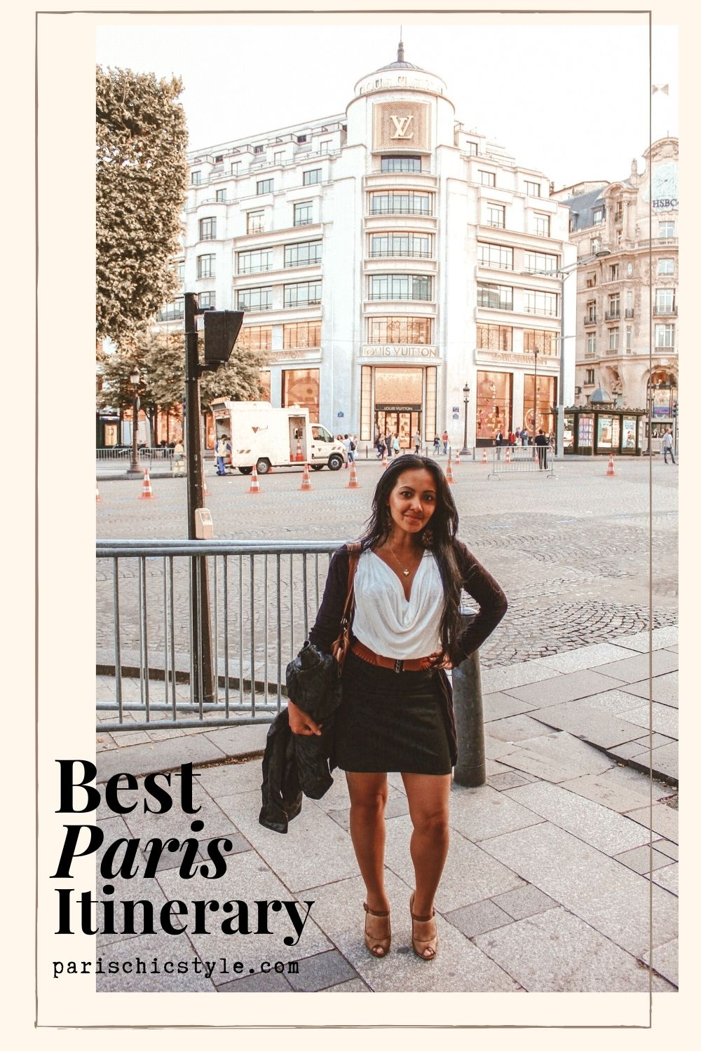 3 4 Days In Paris Itinerary Best Things To Do In Paris What To Do In Paris Chic Style