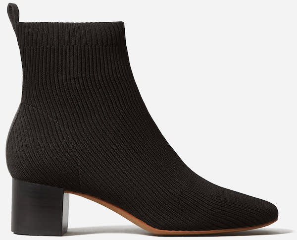 Most Comfortable Boots For Women For Work Travel Parisian Style Ankle Boots Glove Boots Everlane Paris Chic Style