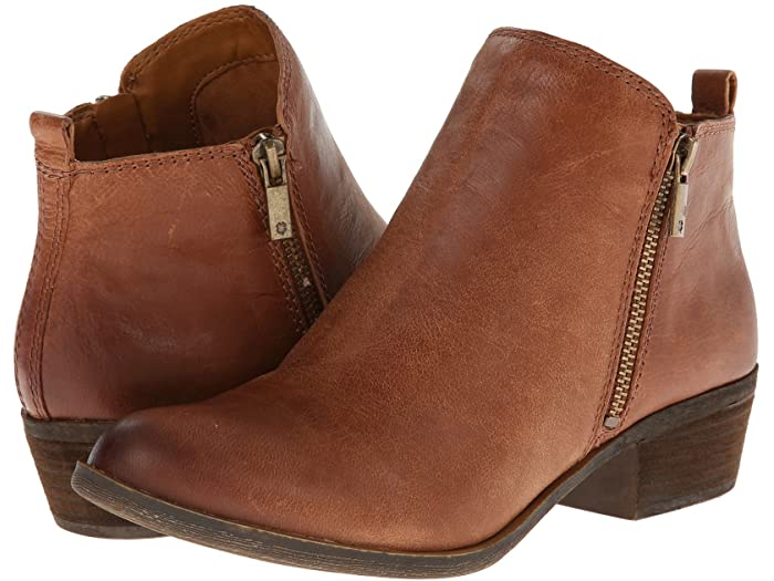 Most Comfortable Boots For Women Parisian Style Ankle Boots Lucky Brand Basel Paris Chic Style