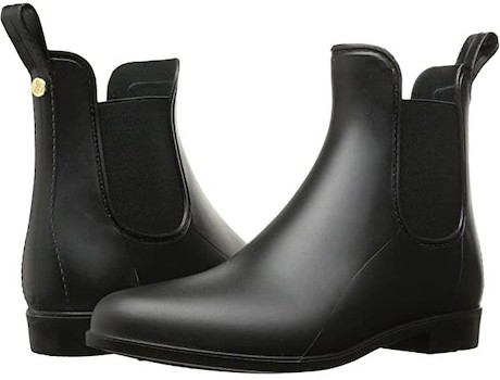 Affordable Stylish Rain Boots For Women Parisian Style For Everyday Walking Work Travel Sightseeing Waterproof Rain Boots Sam Edelman Tinsley Black Paris Chic Style