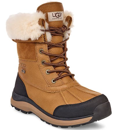Best Snow Boots For Women Stylish Comfortable Snow Boots Chestnut Brown Paris Chic Style For Europe New York USA UK