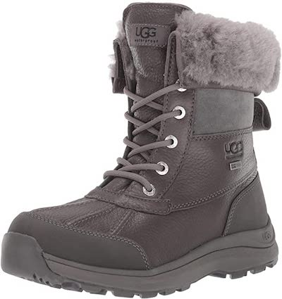 Best Snow Boots For Women Stylish Comfortable Snow Boots Grey Paris Chic Style For Europe New York USA UK
