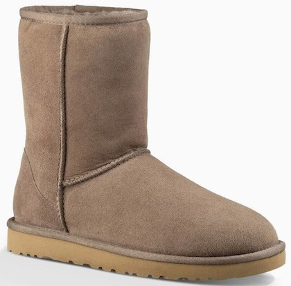 Warm Winter Boots For Women Waterproof Comfortable UGG Classic Short II Parisian Style Paris Chic Style