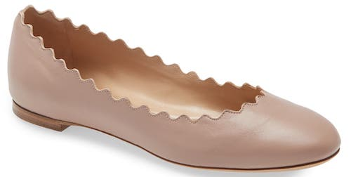 Chloe French Parisian Ballet Flats For Walking Work Travel Everday Street Style Shoes Paris Chic Style