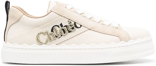 Chloe French Parisian Shoes White Sneakers For Walking, Street Style, Everyday Shoes, Work, Travel Paris Chic Style