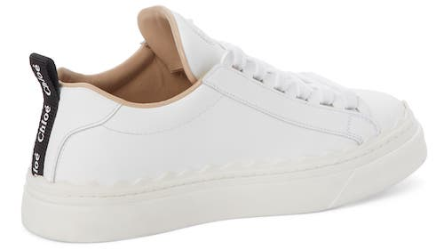 Chloe French Parisian Sneakers For Walking, Street Style, Everyday Shoes, Work, Travel Paris Chic Style