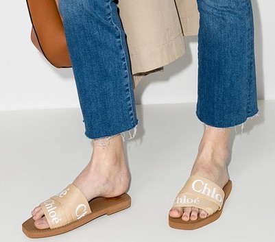 Chloe French Shoes Parisian Sandals For Walking Street Style Travel Work Sightseing Paris Chic Style