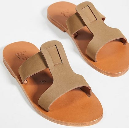 K. Jacques French Sandals Brands For Summer Spring Walking Travel Parisian Street Style Wear Work Paris Chic Style