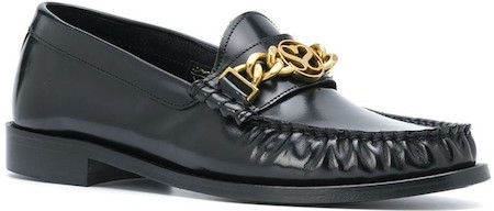 Sandro Parisian Black French Loafers For Work Walking Everyday Streetstyle Shoes Travel Paris Chic Style