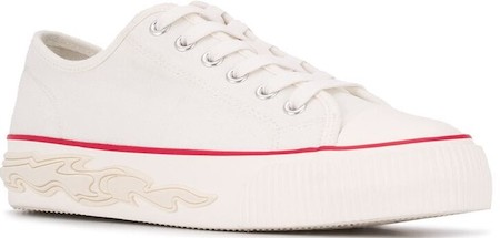 Sandro Parisian Sneakers For Walking Travel Sightseeing Everyday Shoes Paris Chic Style