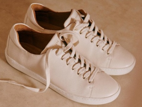 Sezane Paris French Sneakers For Women For Walking Travel Sightseeing Street Parisian Style Paris Chic Style