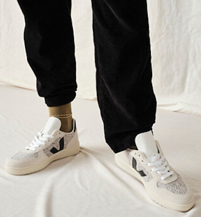 Veja French Sneakers Shoes For Women Walking Everyday Parisian Streetstyle Wear Travel Paris Chic Style