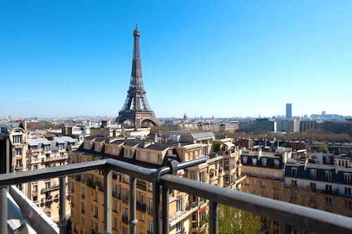 Cheap Hotels With Eiffel Tower View And A Balcony In Paris