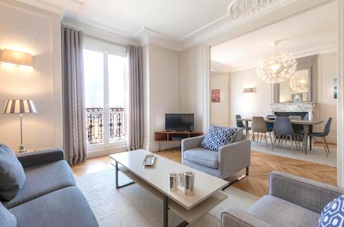 Cheap & Chic Apartment Hotels In Paris With Eiffel Tower View & A Balcony