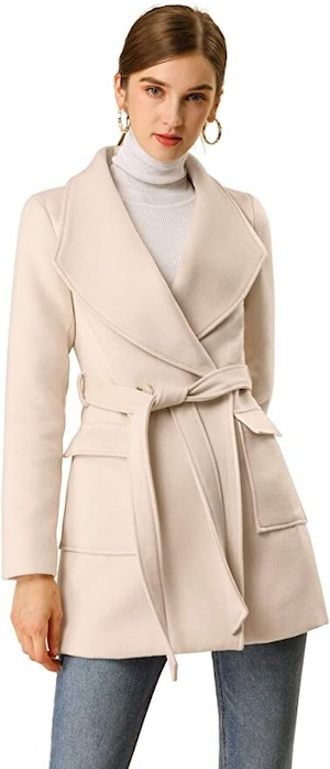 Allegra Short To Medium Trench Coat For Petite Women French Style Trench Coat Paris Chic Style