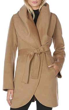 Belted Wool Petite Trench Coat Parisian Coat For Travel Sightseeing Walking Streetstyle Work Paris Chic Style