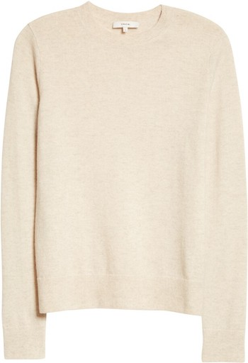 Best Cashmere Sweaters Relaxed Fit Parisian Style Sweater Paris Chic Style
