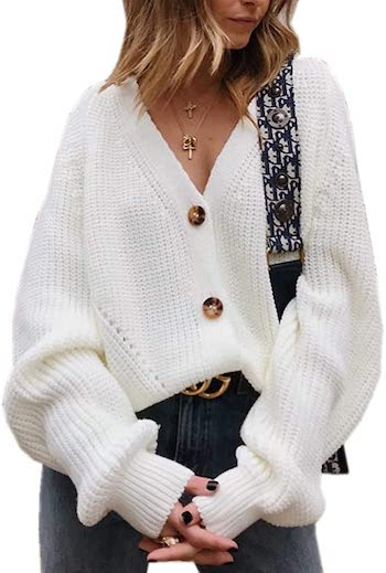 Best Oversized Cardigans French Style Oversized Sweaters Paris Chic Style
