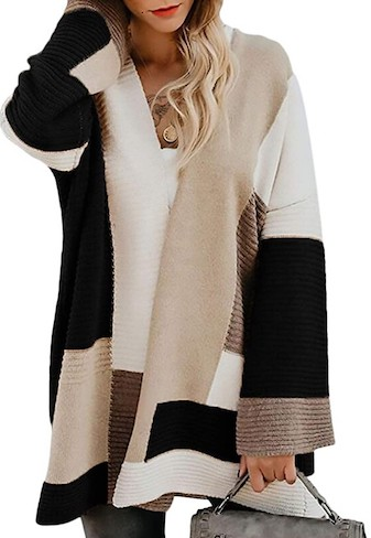 French Style Long Cardigan Sweater Best Cardigans For Women Paris Chic Style
