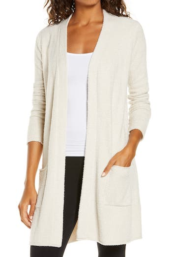 Parisian Style Long Cardigan Sweater Best Cardigans For Women For Spring Fall Winter Paris Chic Style